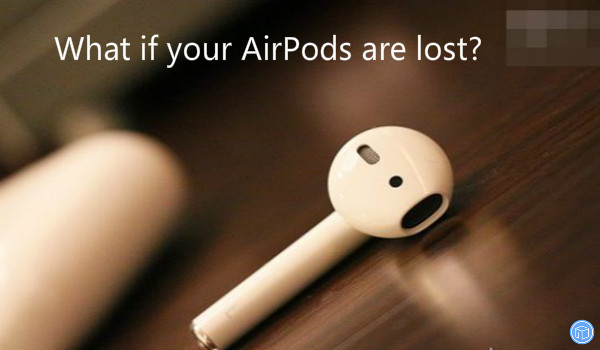 cannot find your airpods