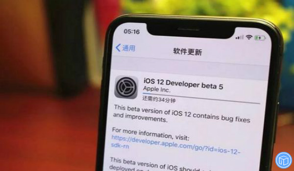 downgrade ios 12.2 beta 5 to ios 12.1.4